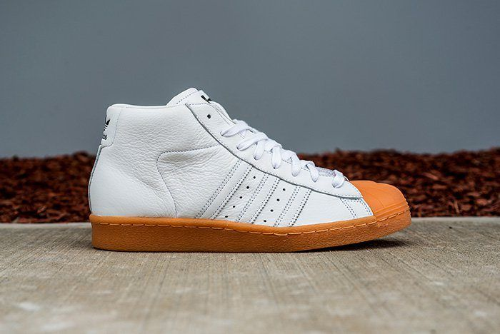 Adidas Pro Model 80 S Dlx White Gum 7