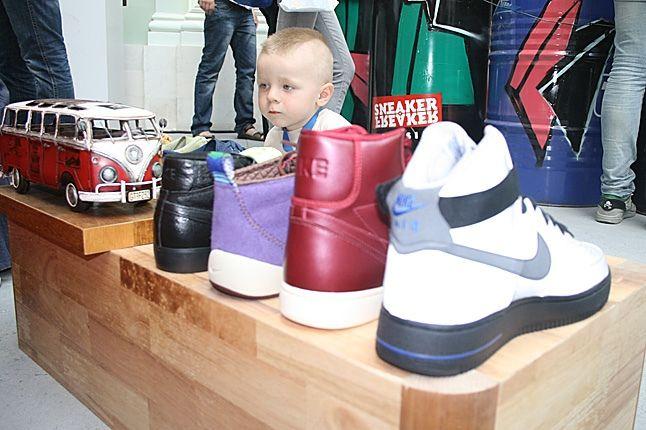 Sneaker Freaker Russia Launch 18 1