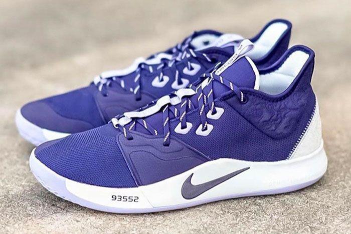 Nike Pg3 Paulette Left