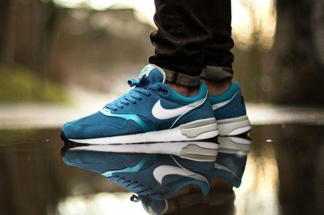 Nike Air Odyssey Electric Blue 1