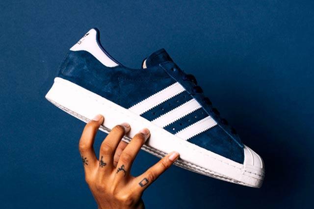 Adidas Superstar Suede 4