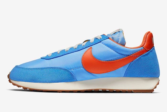 Nike Air Tailwind 79 Pacific Blue 487754 408 Lateral