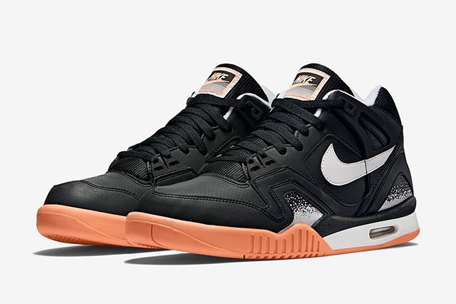 Nike Air Tech Challenge Ii Sunset Glow 3