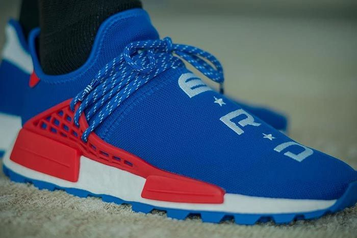 Pharrell Williams Adidas Nmd Hu Nerd Release 2