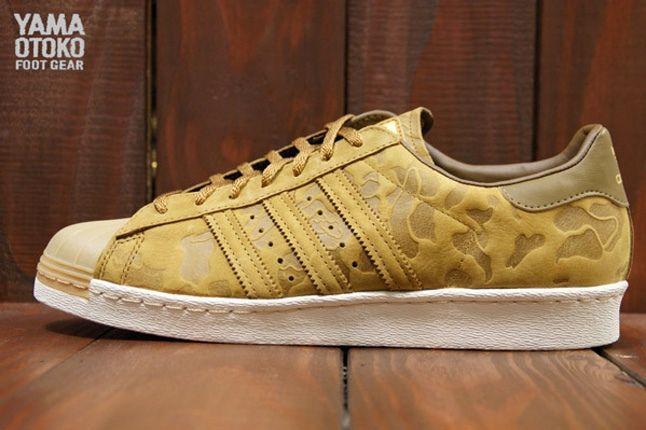 Adidas Superstar 80 S Camo Pack 7