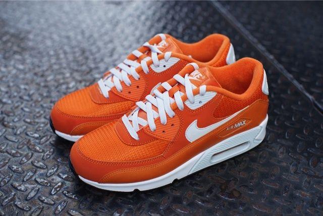 Nike Air Max 90 Solar Orange 4
