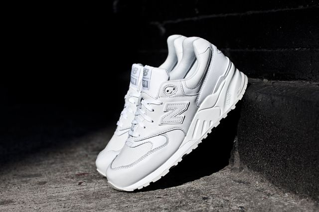 New Balance 999 White Out 1