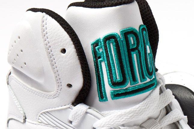 Nike Force White Teal 05 1