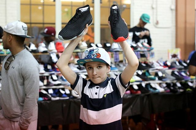 Sneaker Con Chicago May 2014 Recap 1