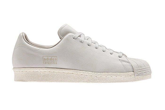 Adidas Superstar 80 S Clean White 1