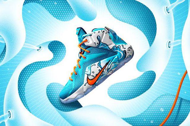 Nike Lebron 12 Buckets