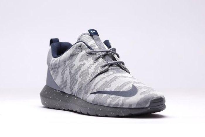 Nike Roshe Nm Fb Grey Camo 8