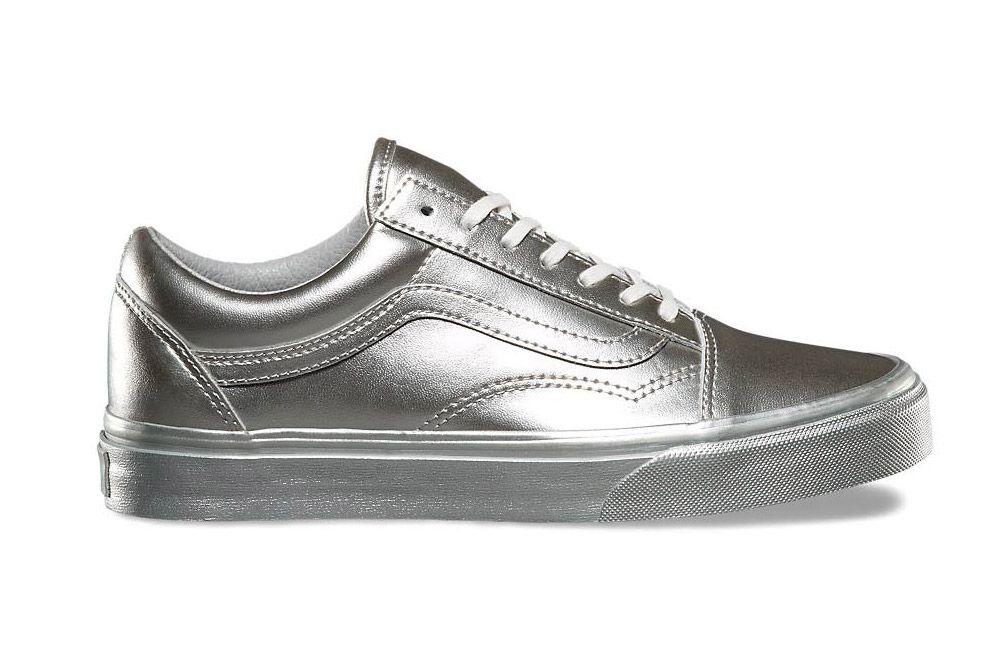 Vans Silver Old Skool