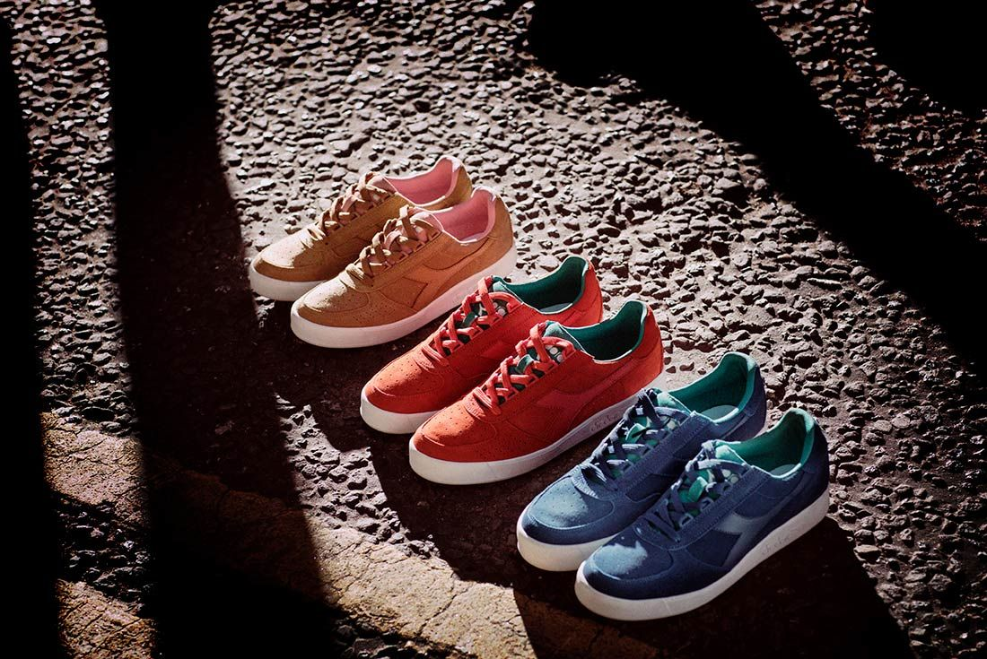 Diadora On The Bright Side Collection2