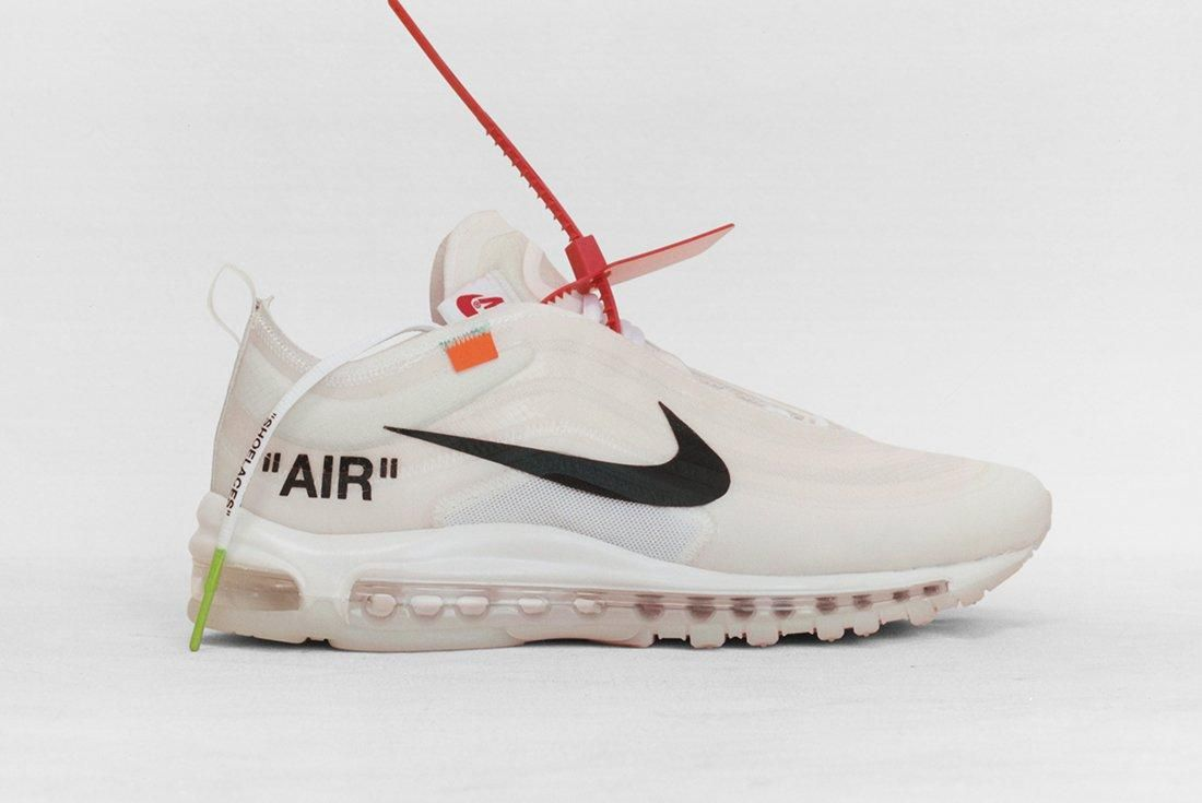 Off White X Nike Top Ten Project 12