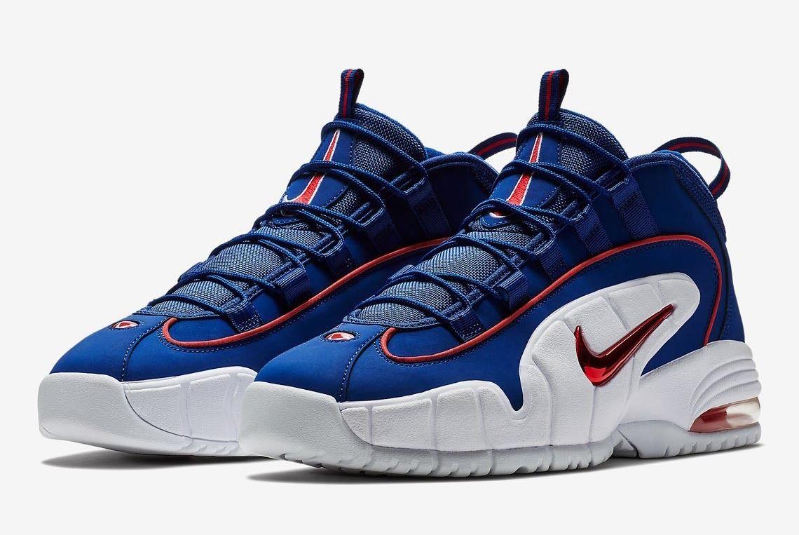 Nike Air Max Penny 1 Lil Penny 2 Sneaker Freaker
