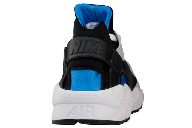 Nike Air Huarache Wolf Grey Blue Hero 3