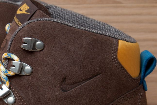 Nike Air 2012 Magama Brown Suede Swoosh 1