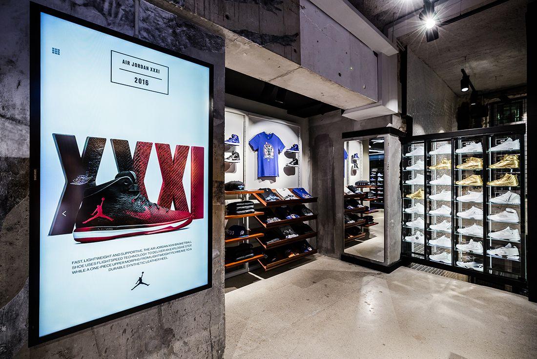 Jordan Brand Opens Incredible Pinnacle Store In Paris12