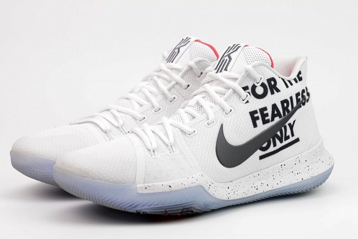 Kyrie 3 For The Fearless Img Sneaker Freaker