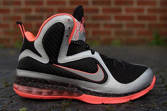 Nike Le Bron 9 Mango 01 1