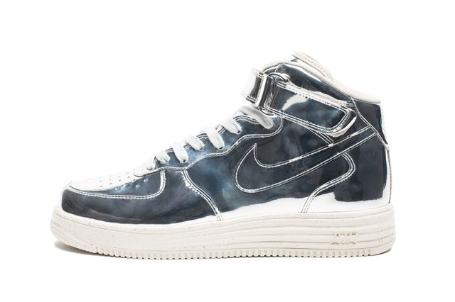 Nike Lunar Force 1 High Sp Liquid Metal Pack 2