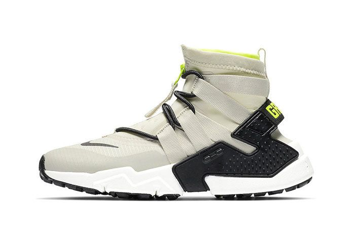 Nike Huarache Gripp Orewood Brown Sneaker Freaker5
