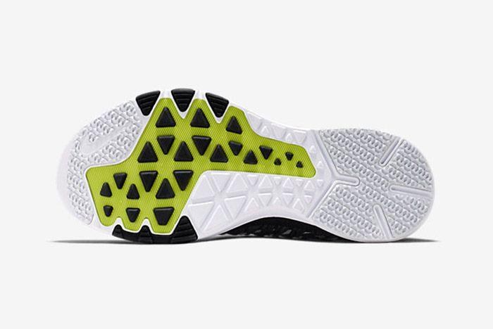 Nike Train Ultrafast Flyknit Black White 5