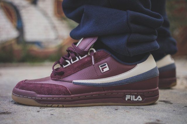 Burn Rubber Fila Doughboy Capsule 4
