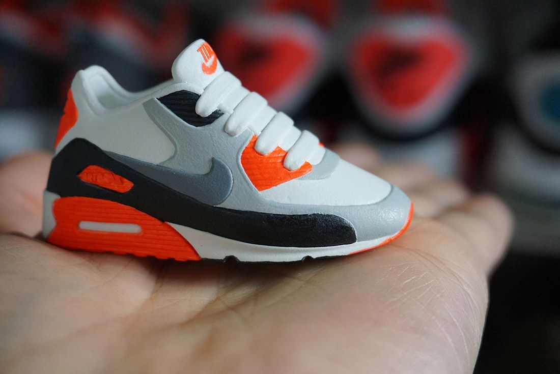 Sneaker Toons 3 D Art Max 90 Sneaker Freaker 1