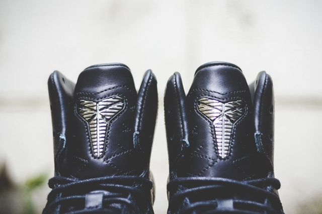 Nike Kobe 9 Krm Ext Jet Black 1