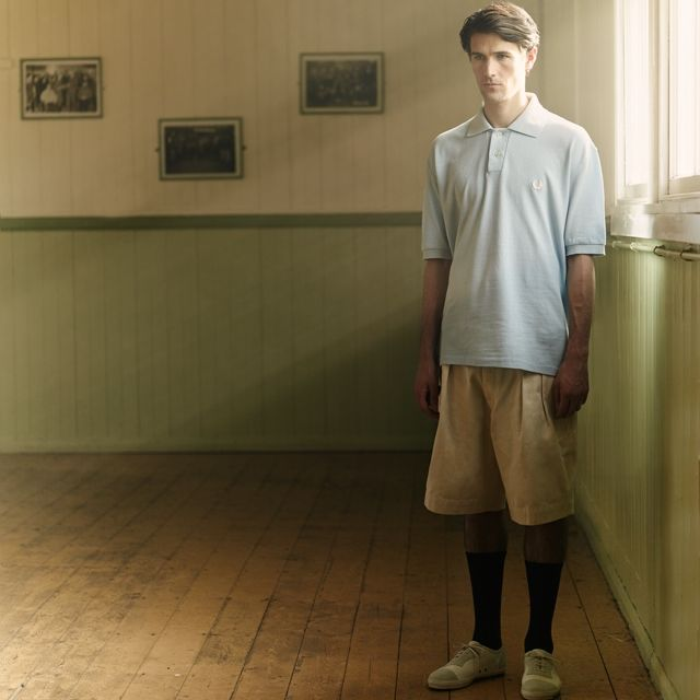 Nigel Cabourn Fred Perry 1