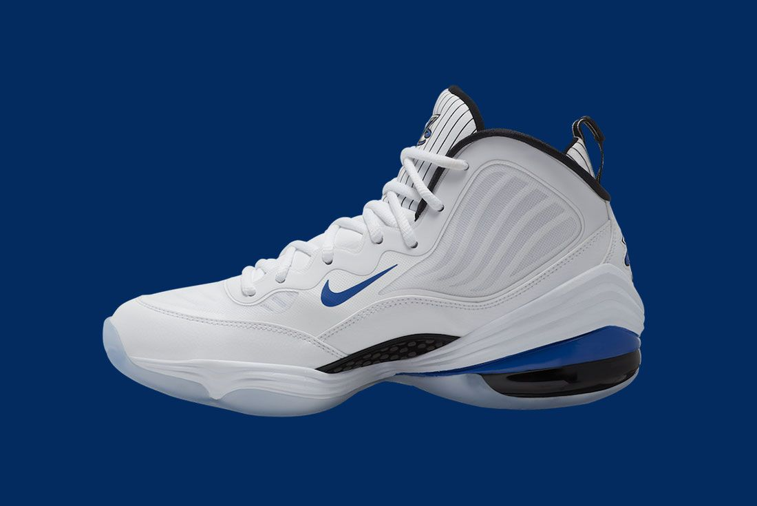Nike Air Penny 5 Orlando Magic Home 2021