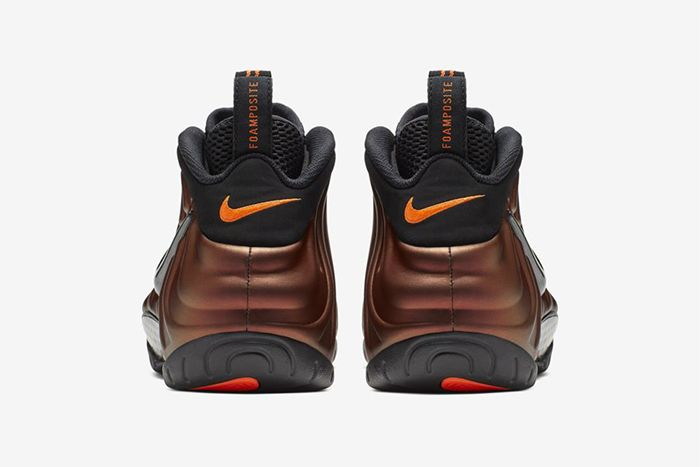 Nike Air Foamposite Pro Hyper Crimson 624041 800 Release Date Heel