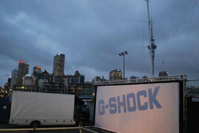 G Shock Auckland Shock The World 11 2