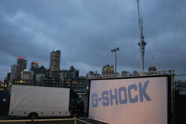 G Shock Auckland Shock The World 11 2