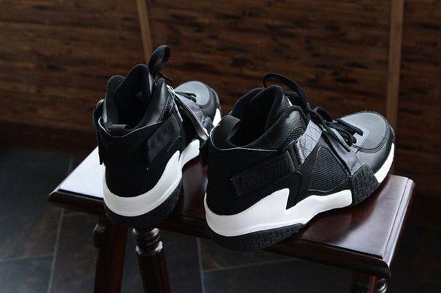 Nike Air Raid Black Grey 04