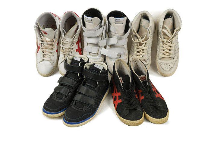 Keith Flint Sneaker Auction 4