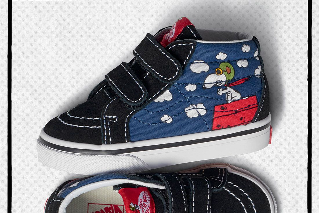 Vans Peanuts Collaborative Collection 13