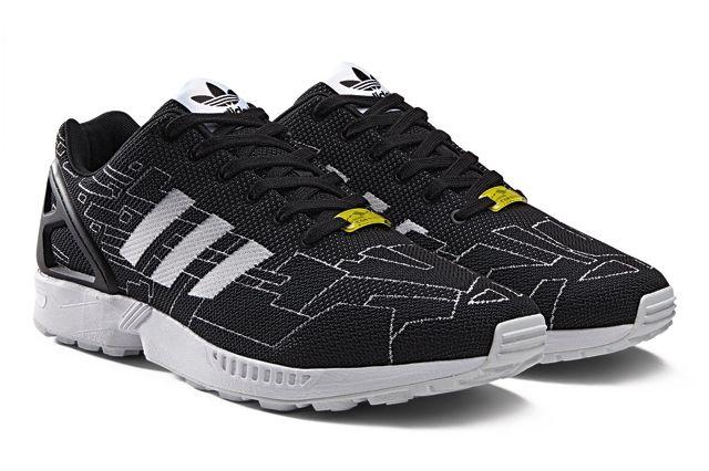 Adidas Originals Zx Flux Pattern Pack 13