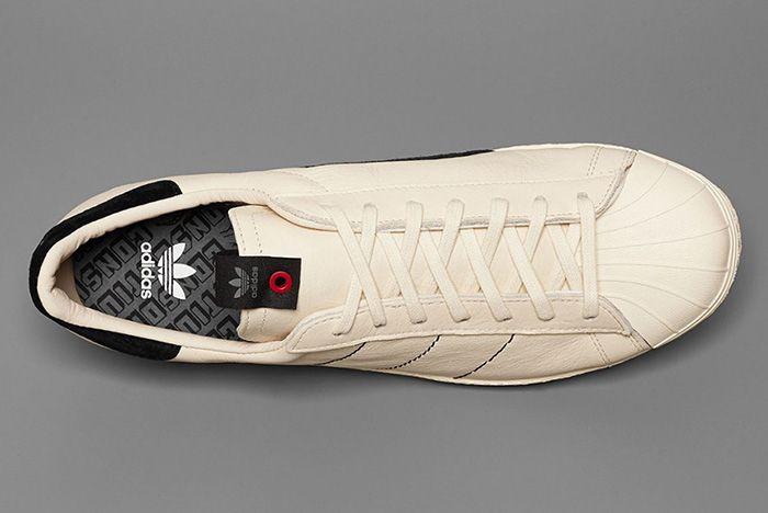 Kasina X Adidas Superstar Leather 4