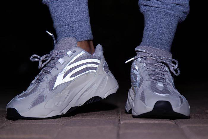On-Foot Look: Yeezy BOOST 700 'Static