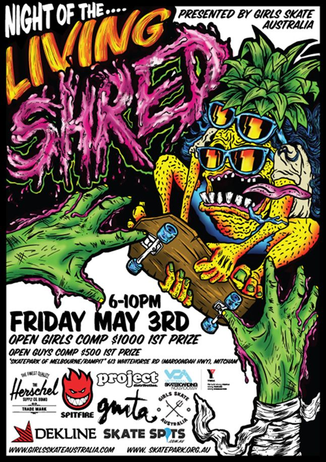 Night Of The Living Shred 1