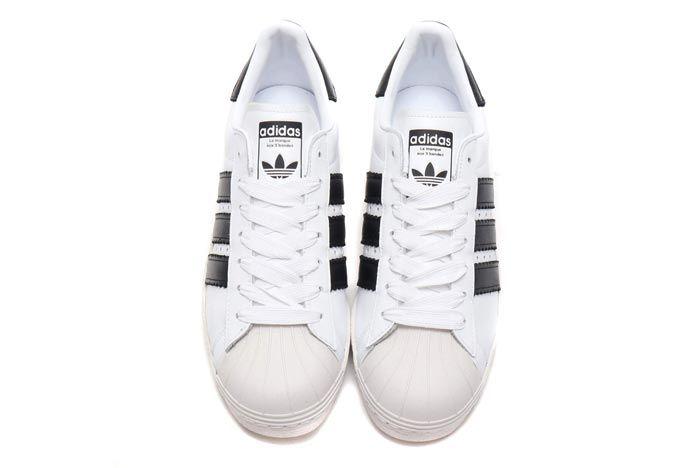 Adidas Superstar 80S White 4