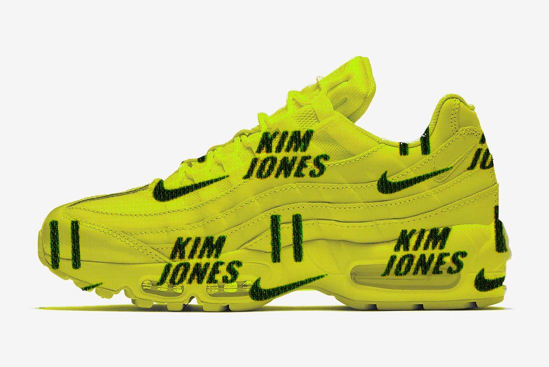 Kim Jones Air Max 95 2021 Collaboration