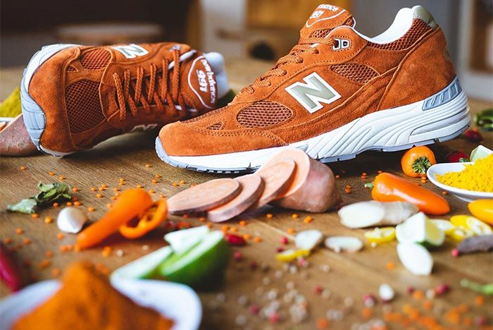 New Balance 990 Burnt Orange 2