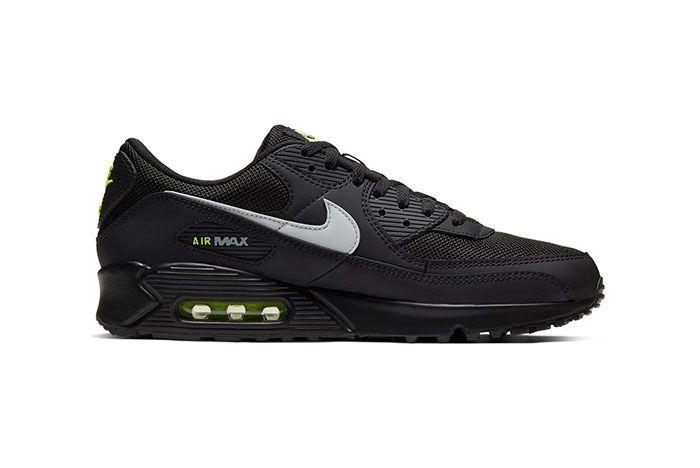 Nike Air Max 90 Volt Right