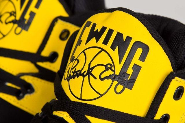 Ewing Athletics Ewing 33 Hi Dandelion Bumper 4