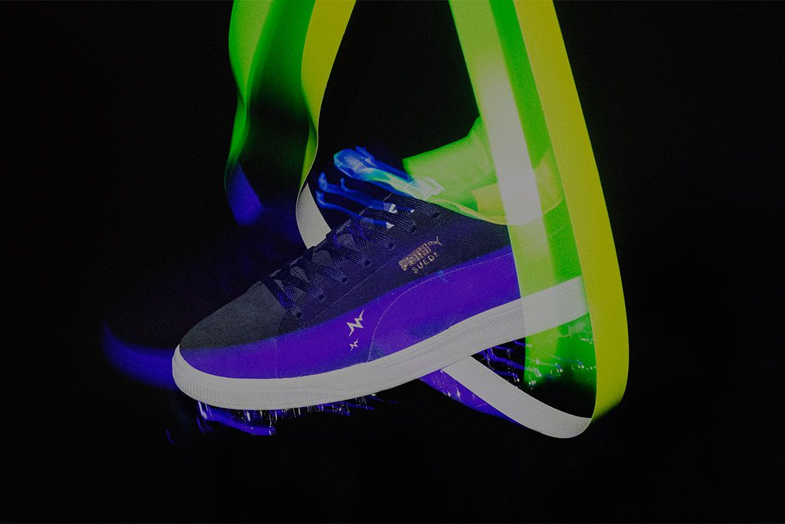 Mita Sneaker Whiz Limited Puma Suede Ignite Sneaker Freaker 17