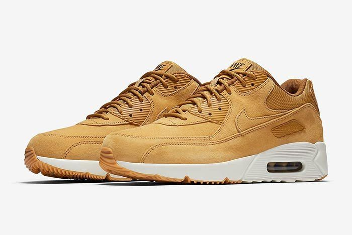 Nike Air Max 90 Ultra Wheat 924447 700